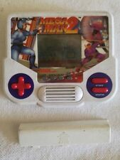 MEGAMAN 2 GIG TIGER LCD CONSOLE HANDHELD GAME WATCH VINTAGE