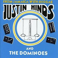 Justin Hinds And The Dominoes - From Jamaica With Reggae (Expanded) (NEW CD)