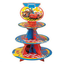 Wilton Disney Cars Cupcake Stand - Dessert Cake Lightning McQueen Birthday Treat