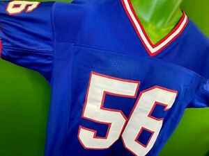 J1301/465 NFL New York Giants Lawrence Taylor #56 Vintage Custom Jersey Men's XL