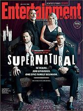 Entertainment Weekly January 25, 2019  Supernatural Group -  NO LABEL