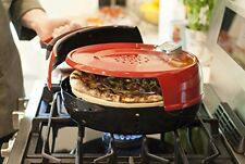 Pizza pronto stovetop oven pizzacraft Cook Delicious Pizzas On Your Gas Stovetop