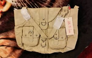 Ali & Lou Beige leather large Women's bag❤️  100% Fab & Gen☆Stunning!!