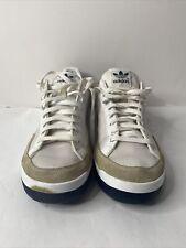 New listing Adidas Rod Laver 668702 White Athletic Tennis Shoes Sneaker Men's Sz 11.5