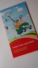 Hörbuch  Allzeit froh und heiter Humoristen  4 CD's Reader's Digest