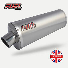 KTM RC200 14-16 High Level Classic Brushed S/S Oval Mini UK Street Legal Exhaust