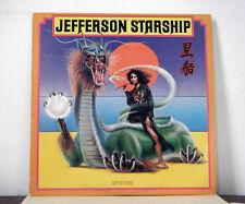 JEFFERSON STARSHIP LP Spitfire 1976 Grunt