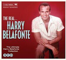 Harry Belafonte - The Real... Harry Belafonte [CD]