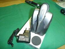 Plantronics CS60 DECT Headset  neuwertig Rechnung & MwSt mit APS-1