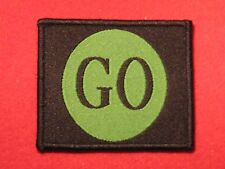 BRITISH ARMY WW2 8TH ARMOURED DIVISION FORMATION BADGE GREEN GO