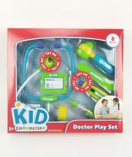 Doctor Play Set Toy Kit Pretend Play Medical Boys Green Gift has Beating Heart.