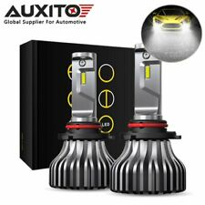 2X AUXITO 9005 HB3 CREE LED Headlight Bulb High Beam Conversion Kit 6000K 9000LM