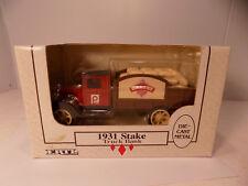 Vintage ERTL 1931 Hawkeye Stake Truck w/ Sacks  Publix Stores  ERTL #3898 NOS