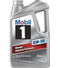 Mobil 1 5W-30 Full Synthetic Engine Oil 5L