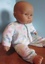 """baby doll clothes 2 piece Knit Pink Blue Yellow pajamas fits 20-22"""" dolls"""