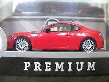 SUBARU POMFRET STI 2013 in (ca. 5113.02 cm) ROSSO MOLTO RARO TRIPLO 9 Premium con licenza del modello.