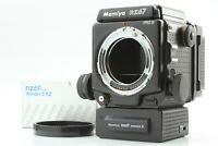 【 MINT + Winder in Box 】 Mamiya RZ67 Pro II Body 120 Film Back From JAPAN #632