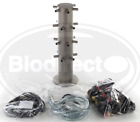 9250:24 Port Column Manifold:w?valves and misc Accessories:Freeze Dryer