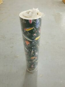 Industrial Roll Wrapping Paper 400ft!! Free Shipping Fishing Lures