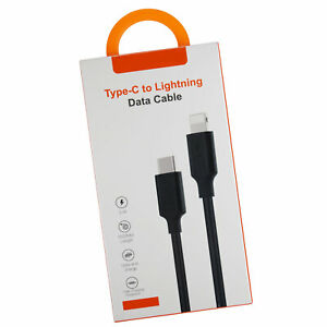 Type C auf Lightning Kabel Ladekabel Datenkabel für iPhone 1Meter 2.4A XSS-CL1M