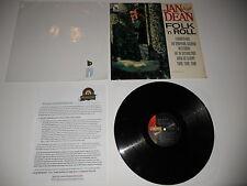 Jan & Dean Folk n' Roll 1965 Mono 1st Press Liberty, ULTRASONIC CLEANED, VG