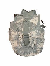 New US ARMY Military Surplus ACU MOLLE 1qt Canteen GP Utility Ammo Pouch GD