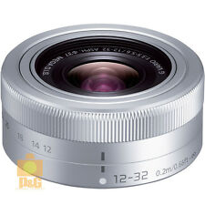 NEW PANASONIC G VARIO 12-32mm F/3.5-5.6 SILVER LENS Without box 4 GM1 GF7 G7 G85