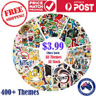 400+ Different Anime Cartoon Kids Game Movie Car Skateboard Stickers Waterproof <br/> New Arrivals/Price Match/Squid Game/JDM/Animals/Sports