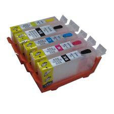 Canon Pixma ip7250 ix6850 ip8750 pgi-550 cli-551 Xl reinicio automático que los cartuchos de tinta