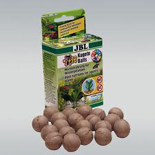 JBL Die 7 + 13 Kugeln 20 Düngekugeln Wurzeldünger für Aquarienpflanzen