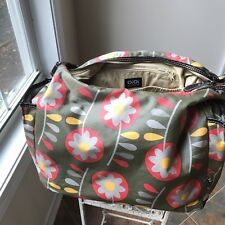 OiOi Baby Butterfly Spring Hobo Diaper Baby Bag fllower's