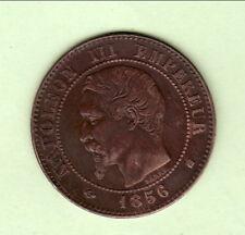 NAPOLEON III 2 CENTIMES 1856 K TTB ++