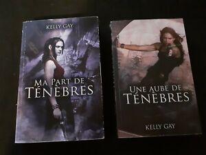 Kelly GAY - Charlie Madigan, tomes 1 & 2 - Eclipse