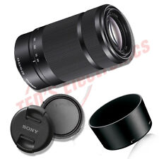 Sony SEL 55-210mm f/4.5-6.3 IS Aspherical OSS Lens (Black)