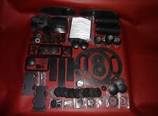 Molded Rubber Kit 132 pc. - Jaguar XK140