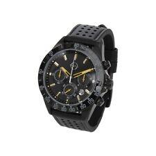 Original Opel Herrenuhr Armbanduhr Uhr Edelstahl Chronograph Limitiert OC11365