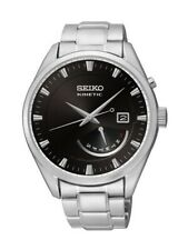 Seiko Gents Kinetic Calendar Watch   SRN045P1-NEW