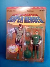Green Lantern Action Figure , 1990 By Toybiz , Water Jet Ring Feature .*U.K.Only