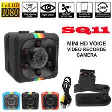 SQ11 Full HD 1080P Mini Car Hidden DV DVR Camera Spy Dash Cam IR Night Vision