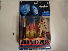 #3 1999 Wild Wild West - Artemus Gordon Action Figure - MOC
