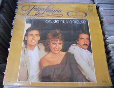 TRIGO LIMPIO COMO UN SUEÑO MEXICAN LP SPANISH FOLK