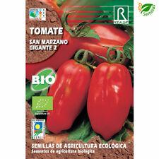 Tomate San Marzano Gigante 2 Ecológico ( 0,5 gr / 120 semillas aprox ) seeds Eco
