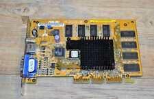 Carte Graphique Asus - V7100 Pro / Gerforce 2 MX 400 - AGP - 64 Mo - Testé Ok