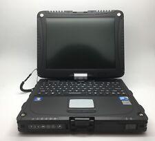 PANASONIC TOUGHBOOK CF-19 PREMIUM BLACK SSD 275 GB, 4GB, DUAL TOUCHSCREN