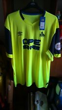 Huddersfield Town 3rd Shirt 18/19 Short Sleeve XXXXL 4XL England Umbro BNWT