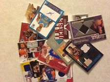 Greg Monroe Detroit Pistons, Al Horford Hawks NBA memorabilia card lot