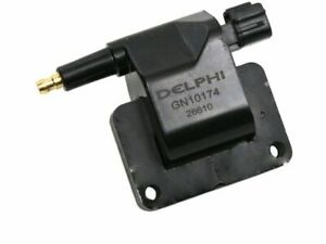 For 1998-2002 Jeep Wrangler Ignition Coil Delphi 41447BM 1999 2000 2001