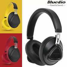 Wireless Bluetooth Bluedio Headphones Extra Bass Headset Sports Stereo Earphones