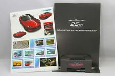Kyosho 1/64 Mazda Roadster 25th Anniversary Japan Stamp Set Limited MX-5