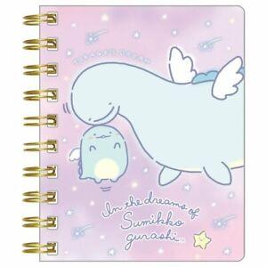 San-X Sumikko Gurashi Togage's Dream Pt.2 Mini Notepad Japan Import - Pink